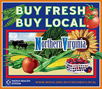 Logo: Inova Buy Fresh Buy Local