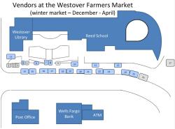 Winter 2016-17 vendor map